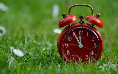 Springing Forward with Day Light Savings
